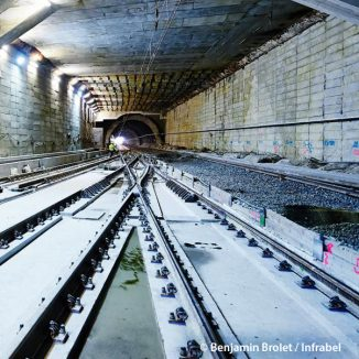 Schuman Josaphat Tunnel @ VINCI Energies Belgium